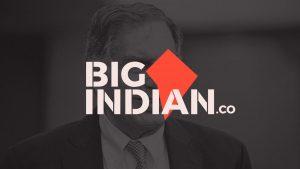 big indian logo
