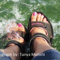 Trendy Monsoon Footwear