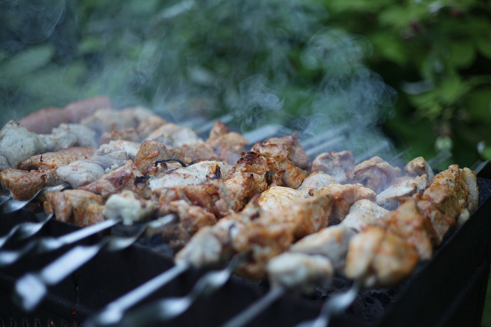 Try out delicious succulent kebabs at Kebabri