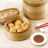 """Shrimps Dim Sum"" by John Kasawa"