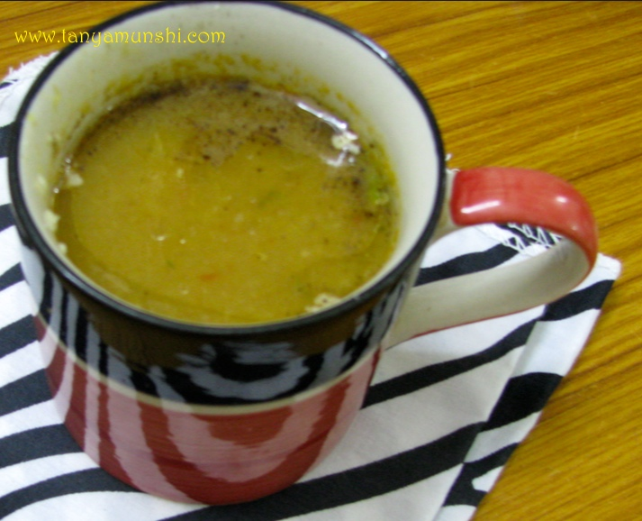 Pumpkin Mushroom Soup3