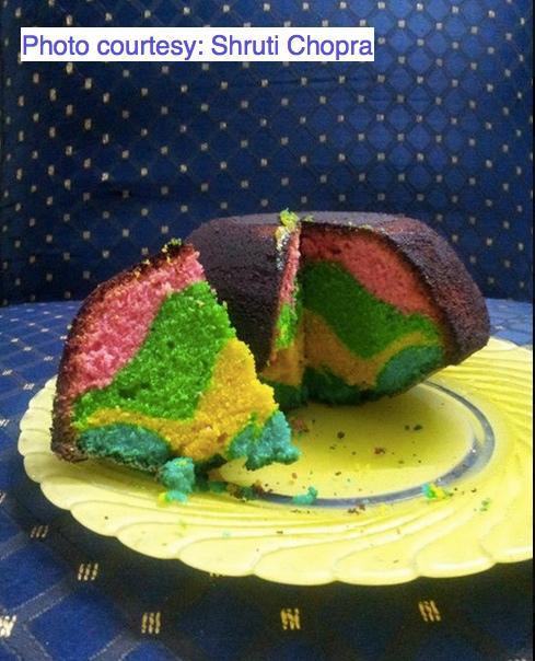 Rainbow Cake_Shruti