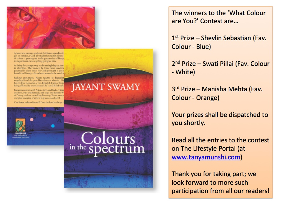 colour contest winners