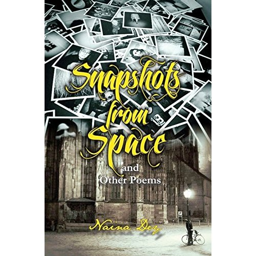 Win a copy of the book 'Snapshots from Space & Other Poems' by Naina Dey