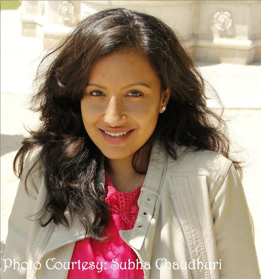 Subha Chaudhuri profile pic