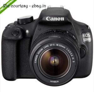 Canon EOS 1200D Digital SLR Camera at ebay.in