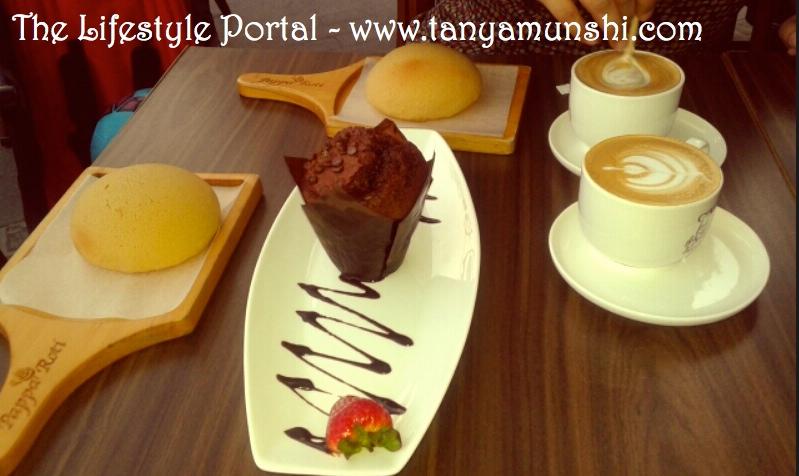 Papa Roti Buns, Coffee & Muffis