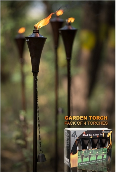 Garden Torches from DecoWindow