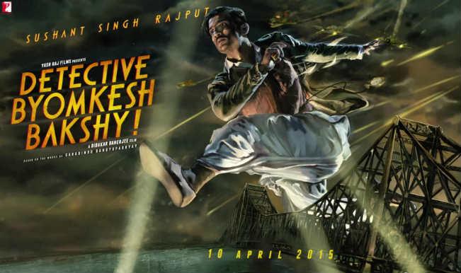 detective byomkesh bakshy_poster - pic courtesy - http://g-plus.in/