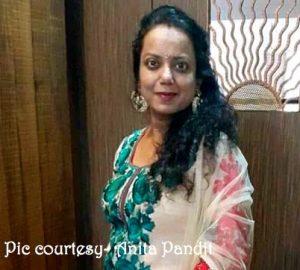 Anita Pandit Yoga Instructor