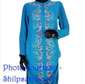 Exclusive garments from Shilpsutra.com