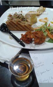 Our Tea & Food Pairing Platter