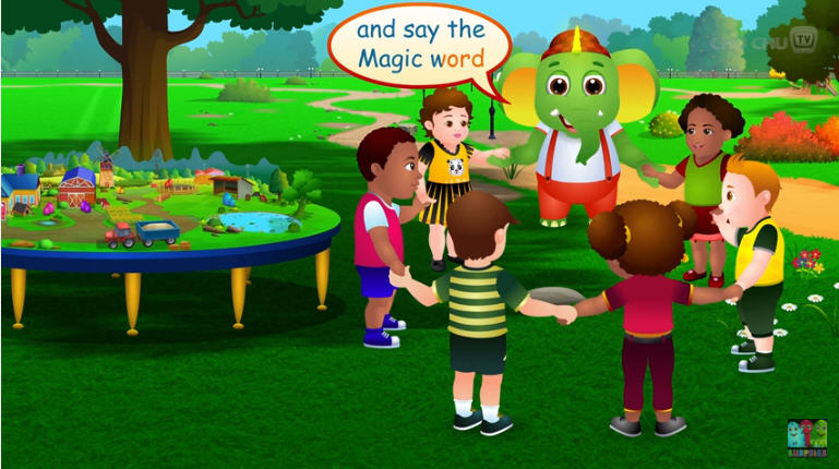 Interactive rhymes from Chu Chu TV to engage your little ...