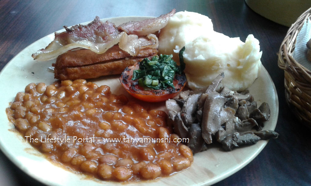 A Hole Lotta Love - a love affair with food and your tummy