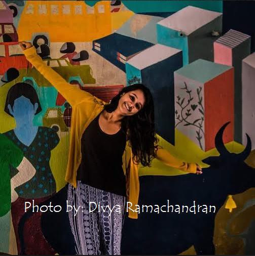 Divya Ramachandra - The Zen Tangling Designer
