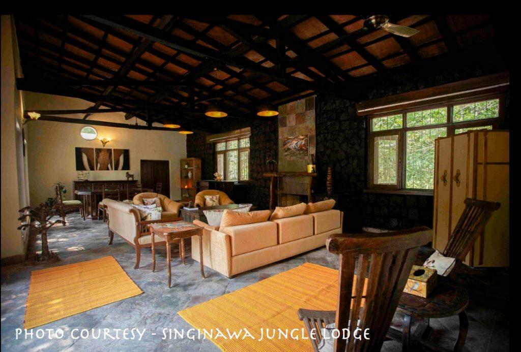 The Perch, Singinawa Jungle Lodge