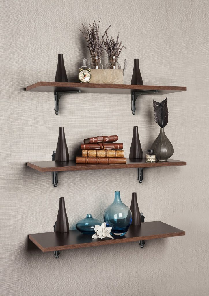 Deck up your rooms with Deco Window's shelves & brackets