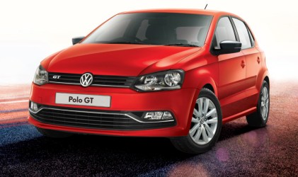 My test drive in this gorgeous bright and happy cherry red Volkswagen Polo GT TSI