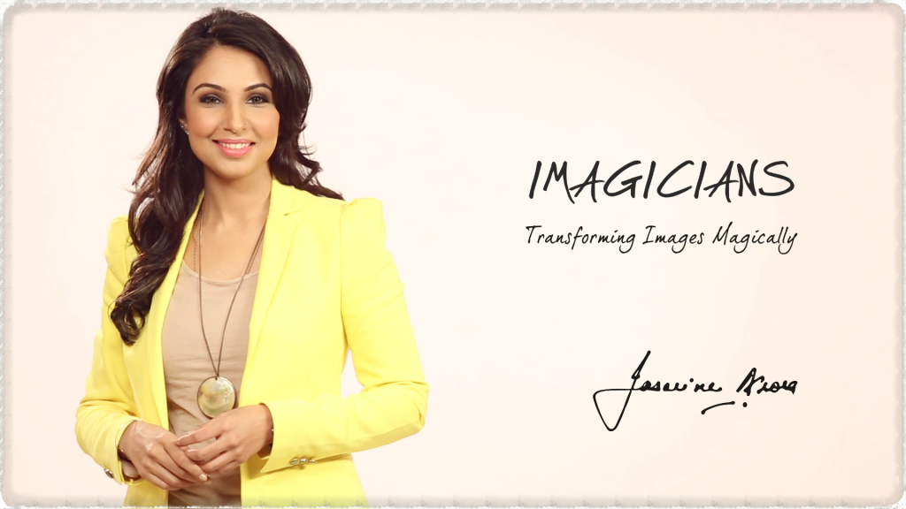 Jasmine Arora, the Founder of Imagicians
