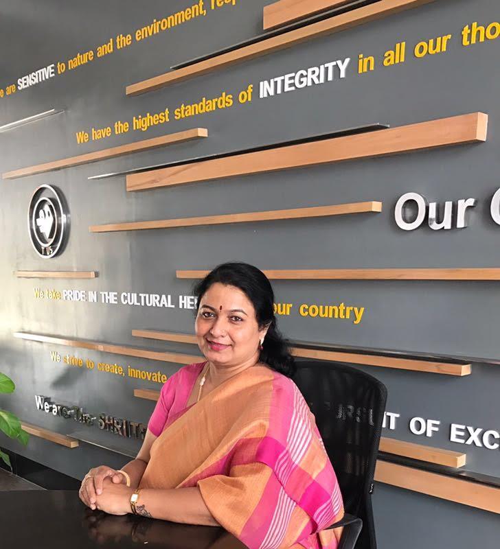 Ms Jyothi Reddy