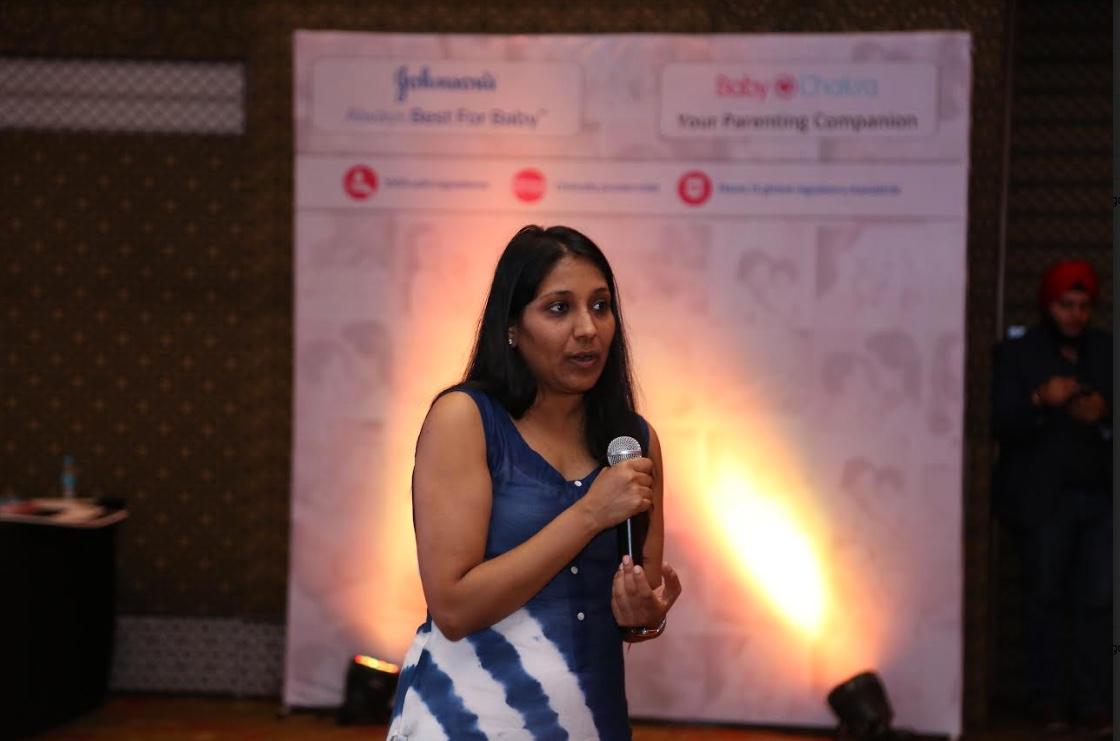 Deepali Agarwal, Marketing Manager, Johnson's Baby