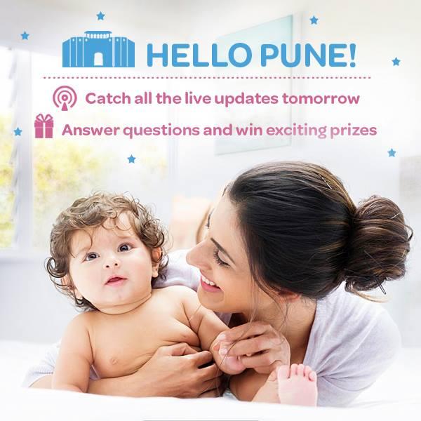 Johnson & Johnson Mom Meetup in Pune
