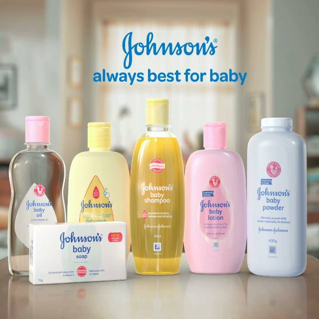 Johnson & Johnson knows Best for Baby
