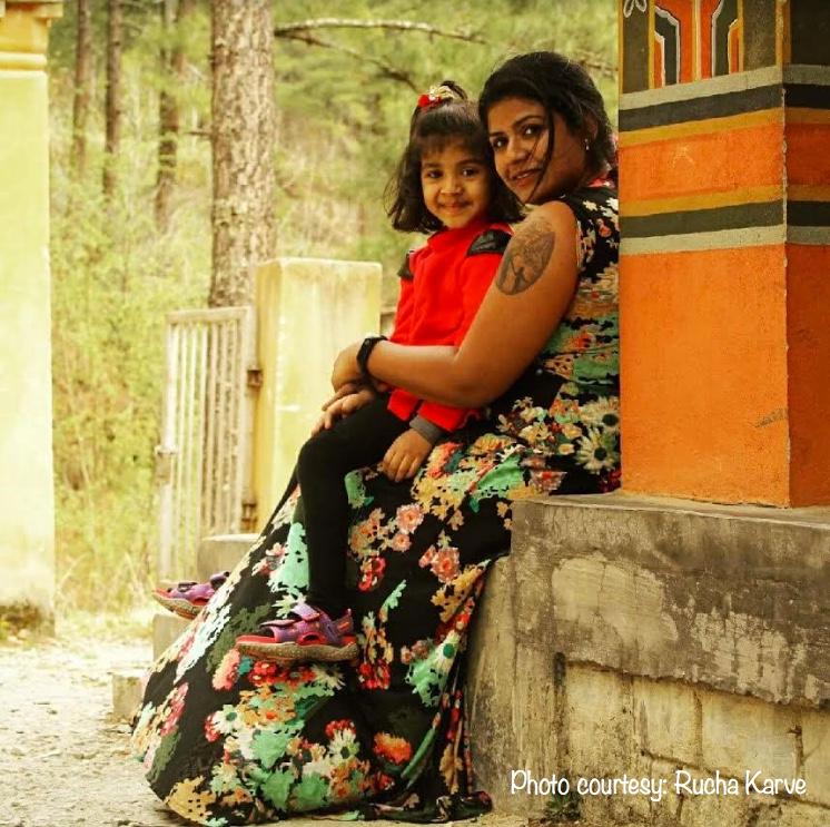 Striking a pose at Takin zoo, Bhutan