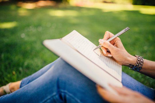 My joyous retreat in writing - Shruti Chatterjee. Photo credit: Pixabay