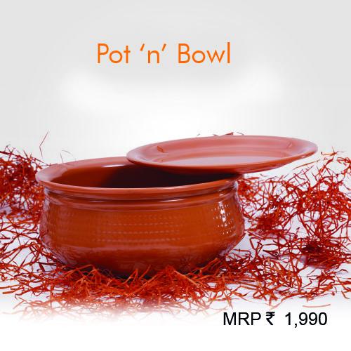 Ektra Fine Dining - Pot & Bowl