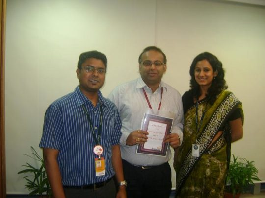 At First Source - Award to Calls Incorporated for Excellent in Talent Acquisition