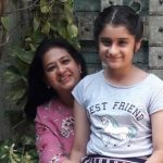 poyani & daughter