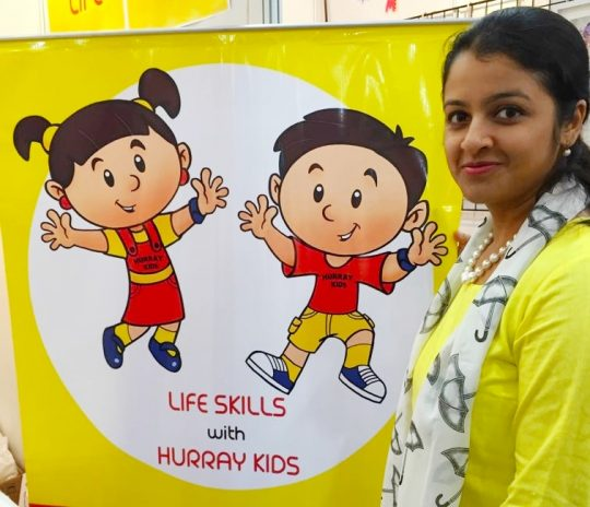 Somapika spearheading Hurray Kids