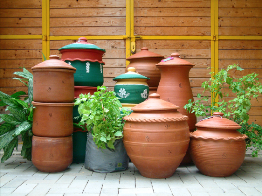 Segregate the waste & compost them to nurture the earth back to life. Photo courtesy: The Daily Dump.