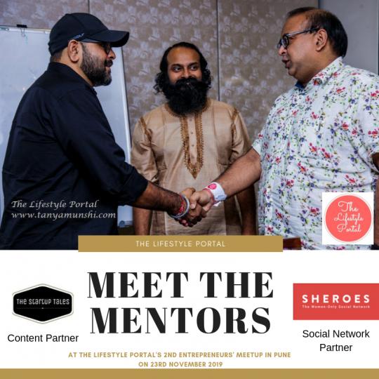 Meet the powerhouses of entrepreneurship at our Pune Meetup