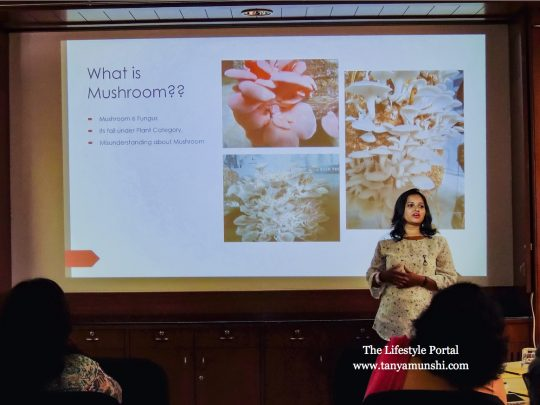Trupti Dhakate, Founder, Quality Mushrooms, Pune