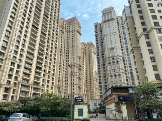Image 5-A residential complex within Hiranandani Estate