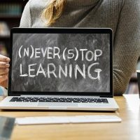 Find new avenues for learning online. Image by Gerd Altmann from Pixabay