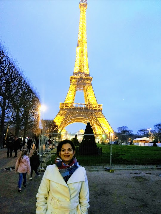 An Evening in Paris – Girls Getaway